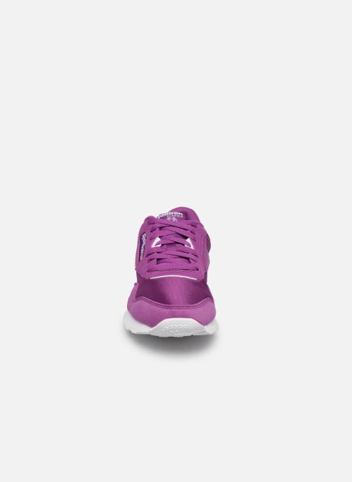 Reebok Classic Nylon Color (Violet) - Baskets (347188)