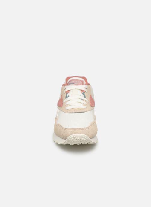Baskets Reebok Rapide Blanc vue portées chaussures