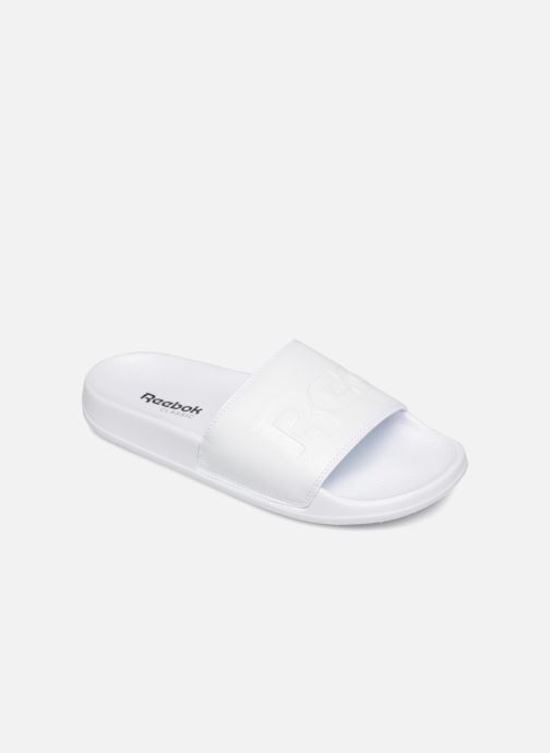 f24d45ab6 Mules & clogs Reebok Reebok Classic Slide White detailed view/ Pair view