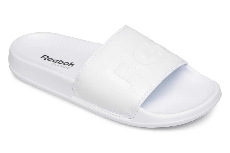 dea2b5227 Reebok Reebok Classic Slide (White) - Sandals chez Sarenza (347196)