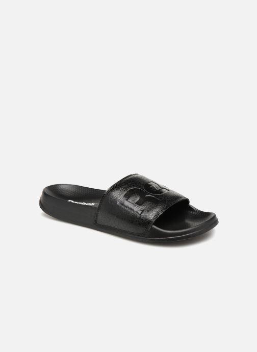 Sandales et nu-pieds Reebok Reebok Classic Slide Noir vue détail/paire