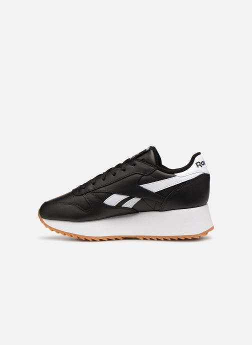 Sneakers Reebok Classic Leather Double Sort se forfra