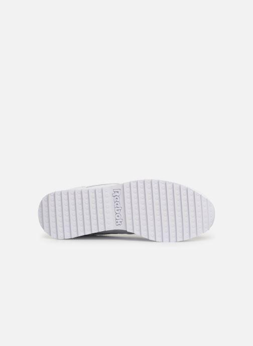 Sneakers Reebok Classic Leather Double Bianco immagine dall'alto