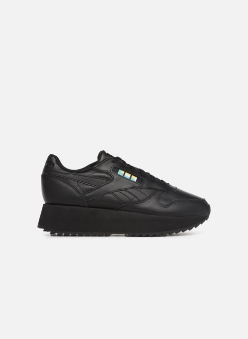 Trainers Reebok Classic Leather Double Black back view