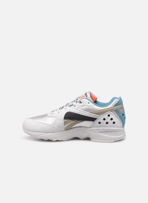 Sneakers Reebok Pyro Bianco immagine frontale