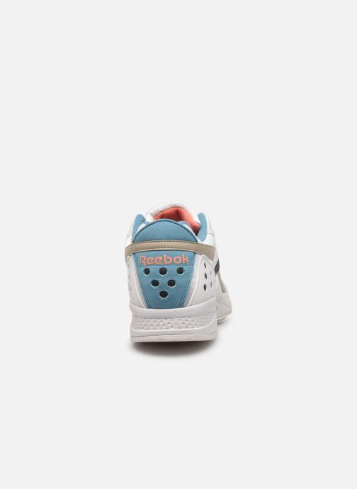Sneakers Reebok Pyro Bianco immagine destra