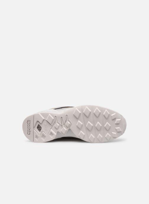 Sneaker Reebok Pyro weiß ansicht von oben