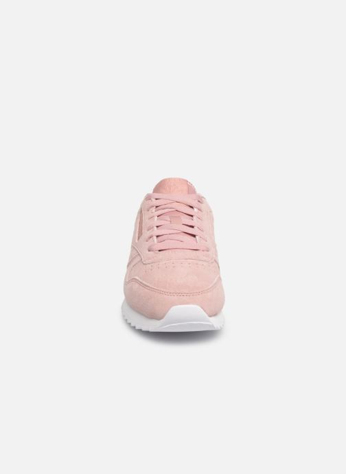 Sneakers Reebok Classic Leather Ripple Roze model