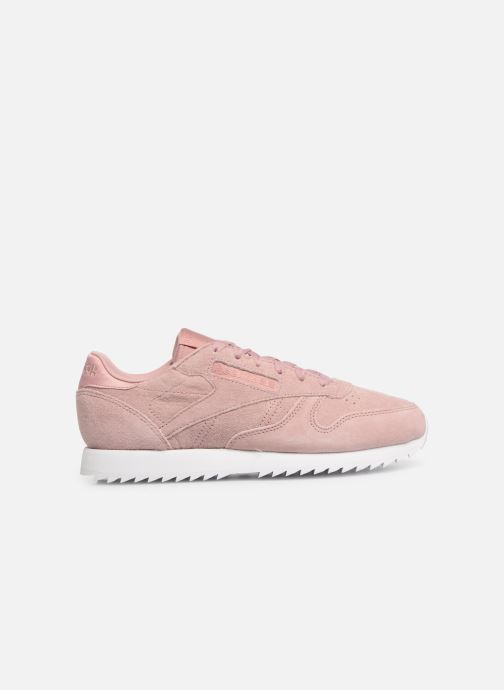 Reebok Classic Leather Ripple (rosa) Sneaker bei Sarenza