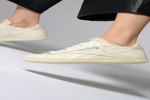 Sneakers Reebok Npc Uk W Beige onder