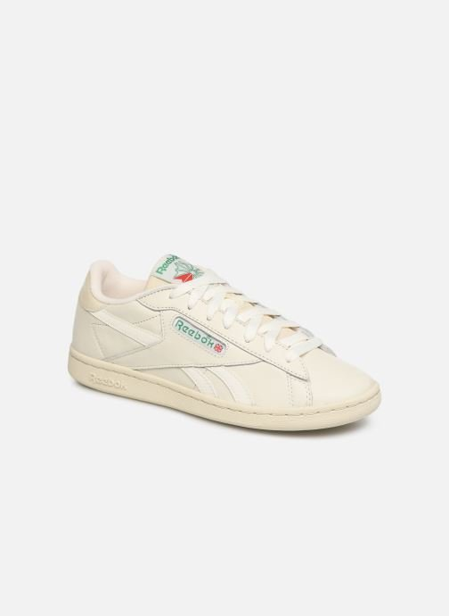 Baskets Reebok Npc Uk W Blanc vue détail/paire