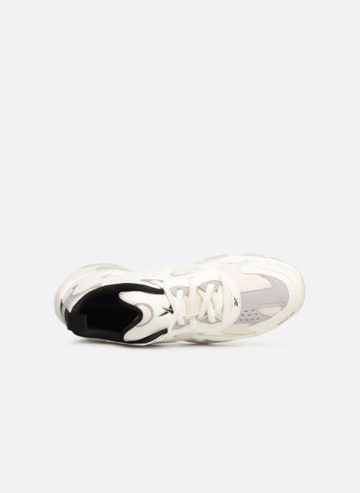 Sneaker Reebok Dmx Series 1600 weiß ansicht von links