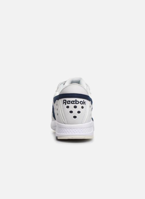Baskets Reebok Pyro M Blanc vue droite