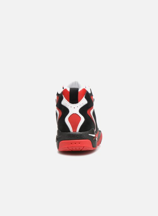 Baskets Reebok Mobius Og Mu Rouge vue droite