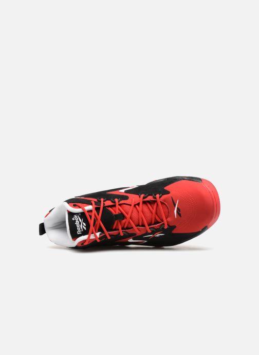 Baskets Reebok Mobius Og Mu Rouge vue gauche