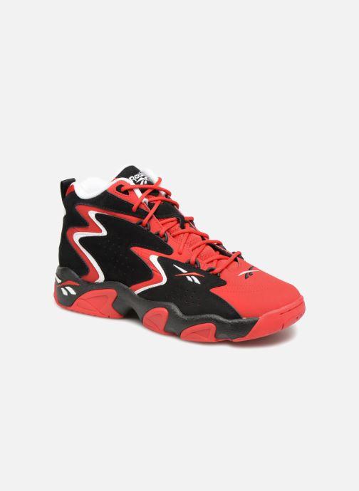 Baskets Reebok Mobius Og Mu Rouge vue détail/paire