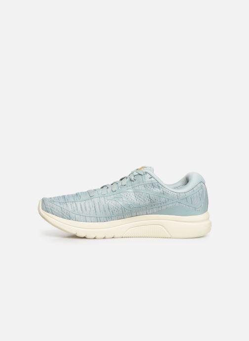 Chaussures de sport Saucony Kinvara 10 Bleu vue face