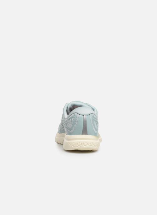 Chaussures de sport Saucony Kinvara 10 Bleu vue droite