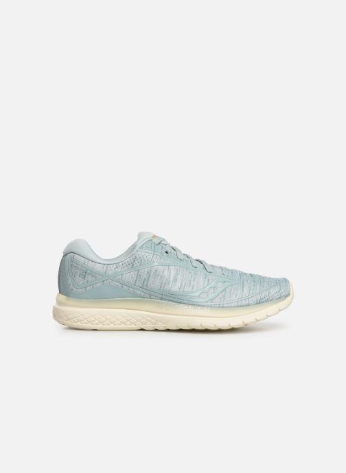 Chaussures de sport Saucony Kinvara 10 Bleu vue derrière