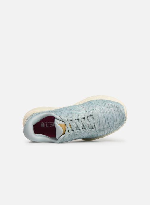 Zapatillas de deporte Saucony Kinvara 10 Azul vista lateral izquierda