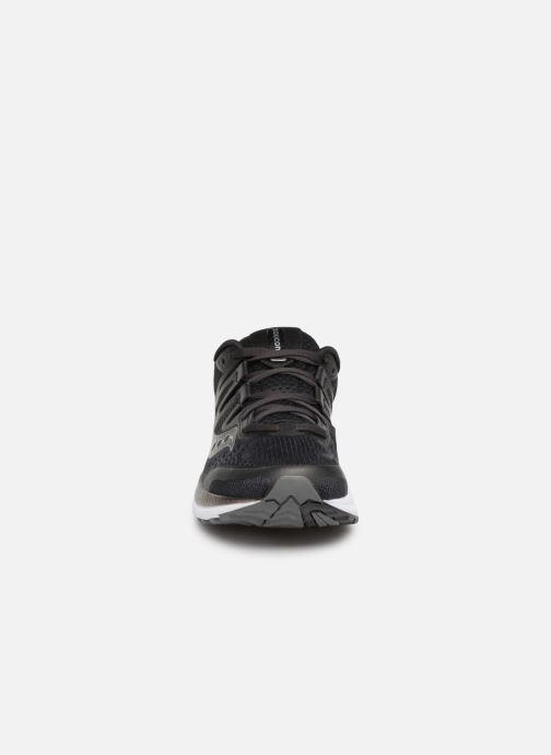 Zapatillas de deporte Saucony Ride Iso M Negro vista del modelo