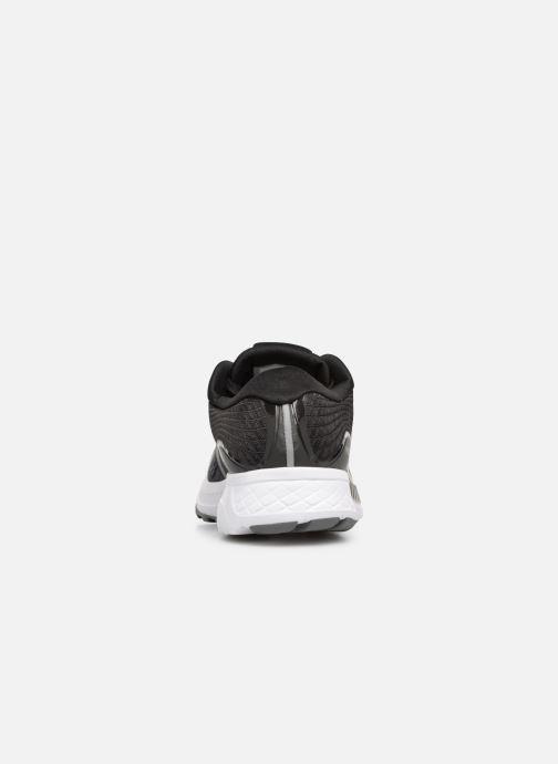 Zapatillas de deporte Saucony Ride Iso M Negro vista lateral derecha