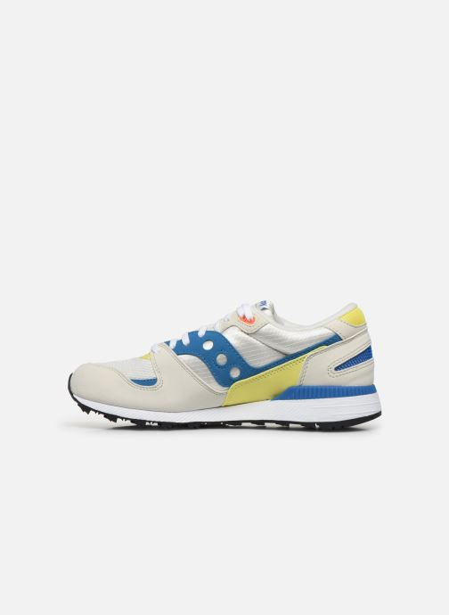 Sneakers Saucony Azura Bianco immagine frontale