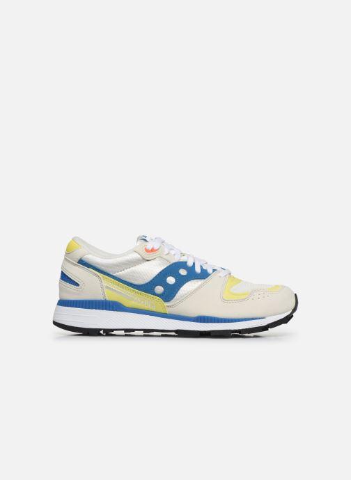 Sneakers Saucony Azura Bianco immagine posteriore