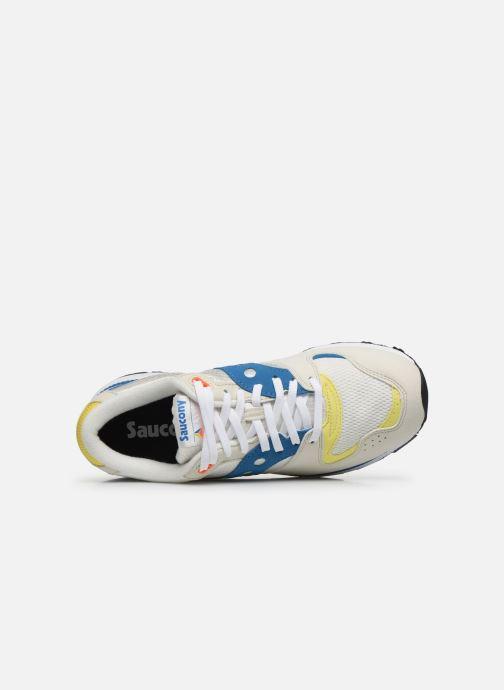 Sneakers Saucony Azura Bianco immagine sinistra