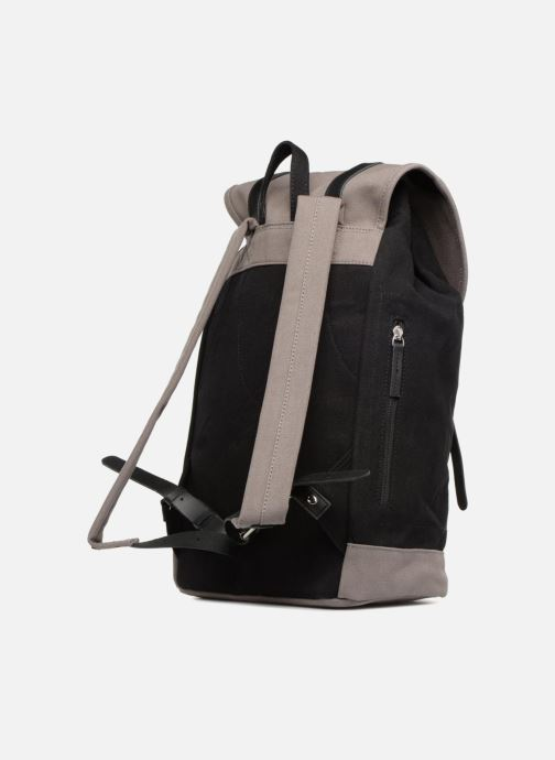 Rucksacks SANDQVIST Stig Large Black view from the right