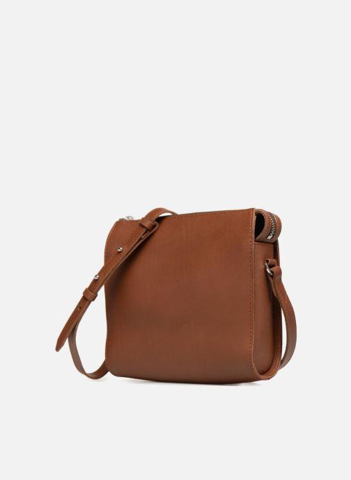 Handtaschen SANDQVIST Frances braun schuhe getragen