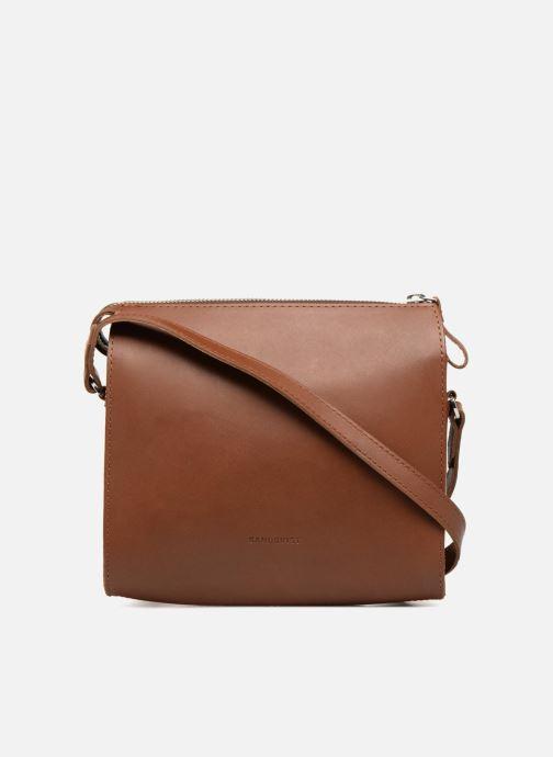 Handtaschen SANDQVIST Frances braun ansicht von vorne