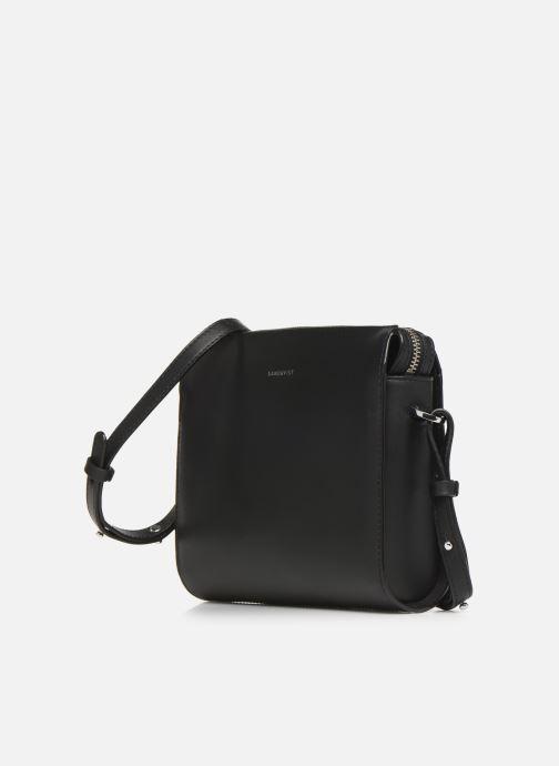 Handtaschen SANDQVIST Frances schwarz schuhe getragen