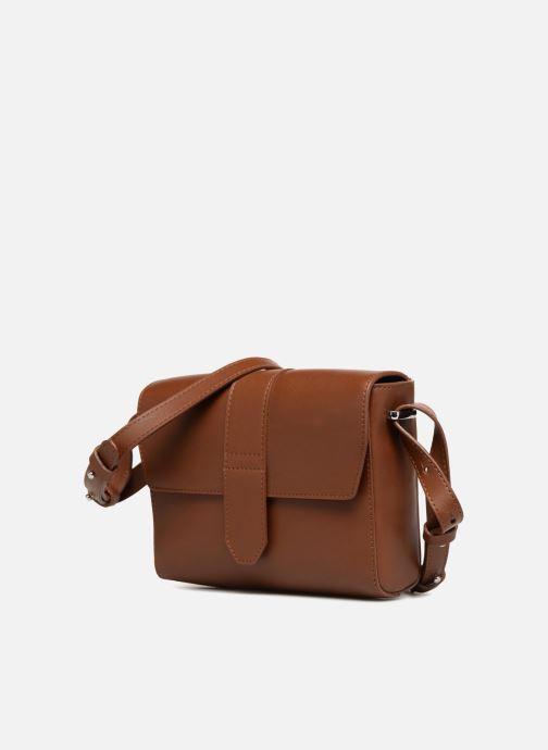 Handbags SANDQVIST Berit Brown model view
