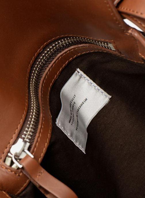 Handbags SANDQVIST Berit Brown back view