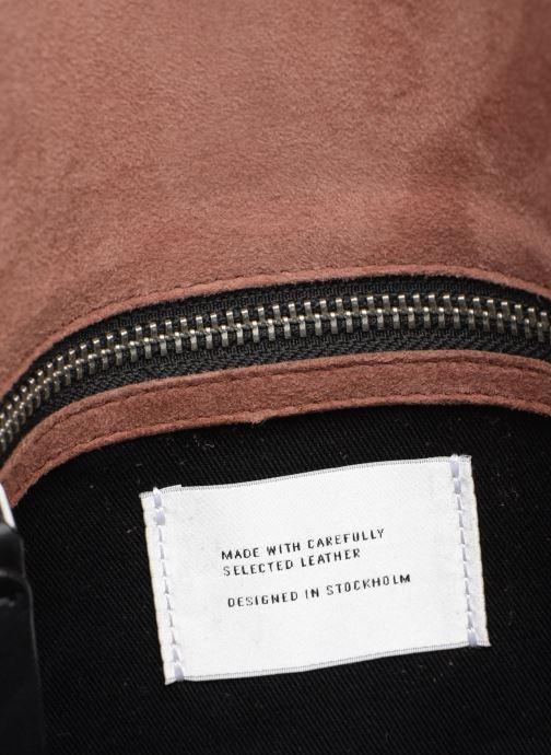 Handtaschen SANDQVIST Berit schwarz ansicht von hinten