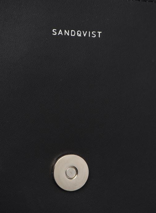 Bolsos de mano SANDQVIST Berit Negro vista lateral izquierda