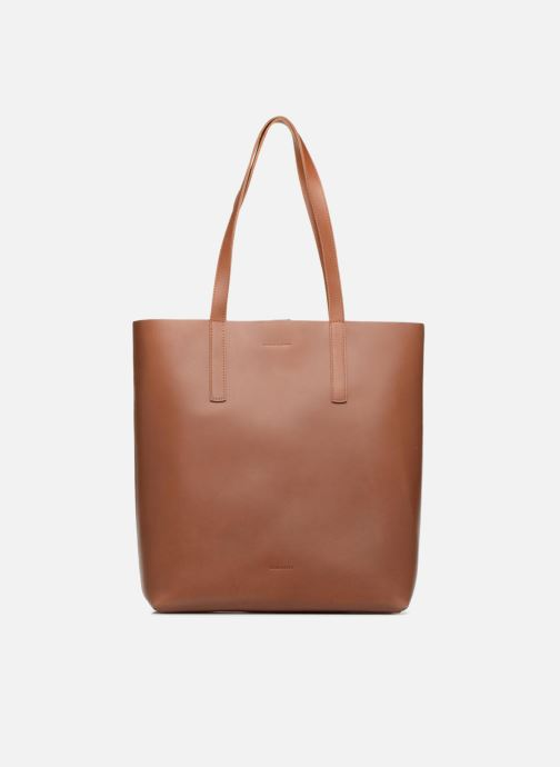 Handbags SANDQVIST Helga Brown detailed view/ Pair view