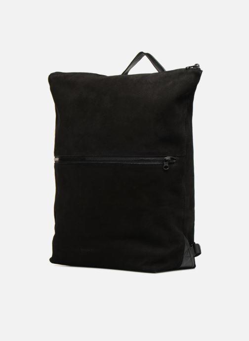 Rucksäcke SANDQVIST Doris schwarz schuhe getragen