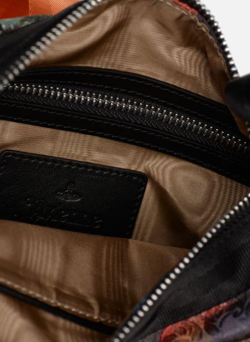 Handtaschen Vivienne Westwood Narcissus Crossbody schwarz ansicht von hinten