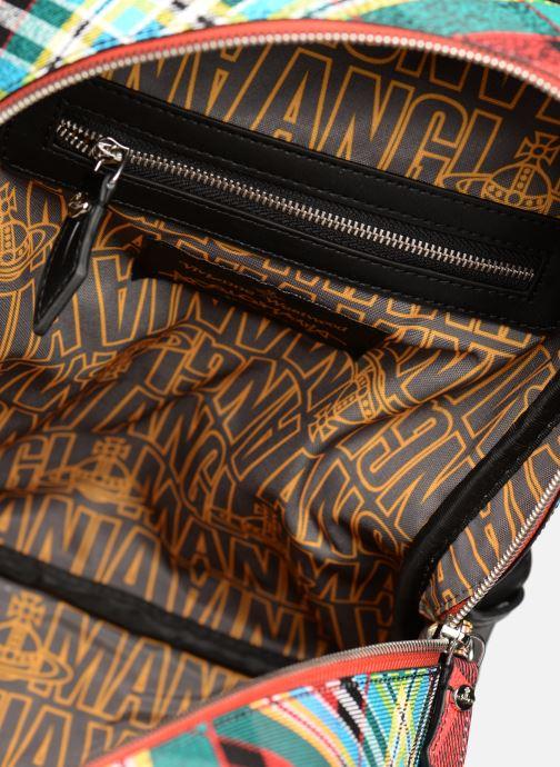 Sacs à dos Vivienne Westwood Shuka Tartan Backpack Multicolore vue derrière