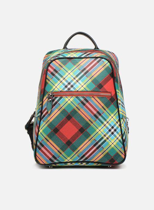 Sacs à dos Vivienne Westwood Shuka Tartan Backpack Multicolore vue détail/paire