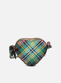 Shuka Tartan Heart Crossbody
