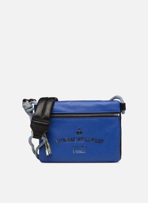Sacs à main Vivienne Westwood Hilary Crossbody Bleu vue détail/paire