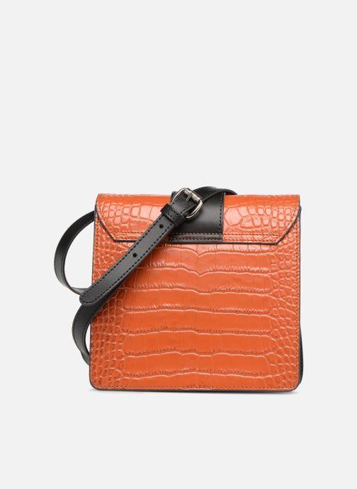Sacs à main Vivienne Westwood Alex Small Orange vue face
