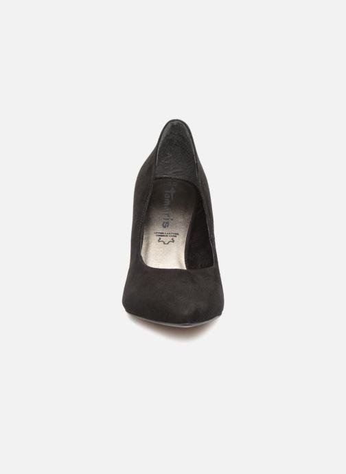 Escarpins Tamaris Lalie Noir vue portées chaussures
