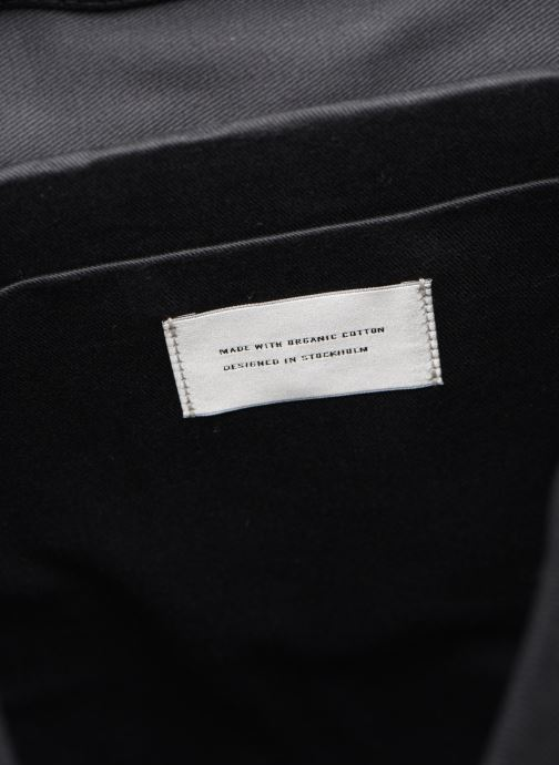 Rucksäcke SANDQVIST ALVA schwarz ansicht von hinten