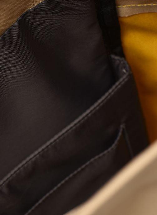 Rucksäcke SANDQVIST DANTE gelb ansicht von hinten