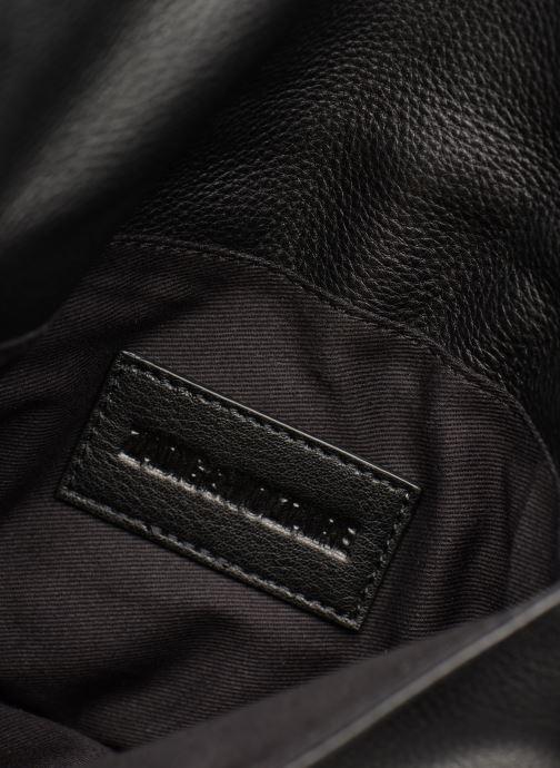 Handtassen Zadig & Voltaire ROCK STAR Zwart achterkant