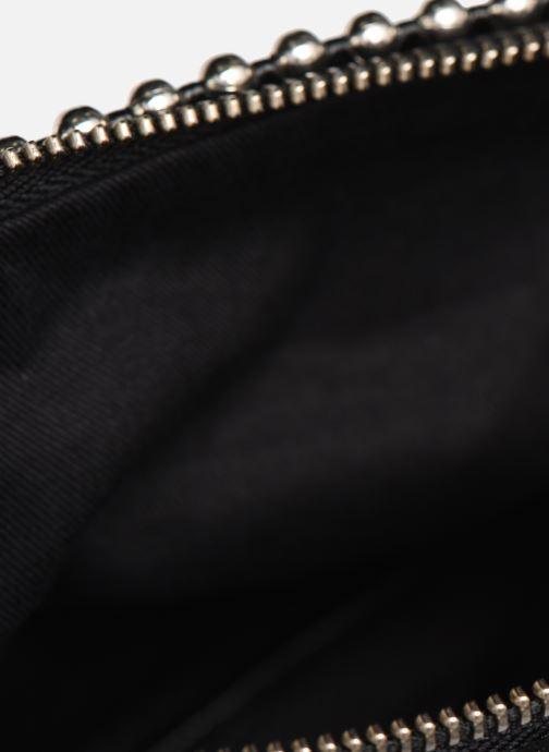 Handtaschen Zadig & Voltaire ROCK SUEDE schwarz ansicht von hinten